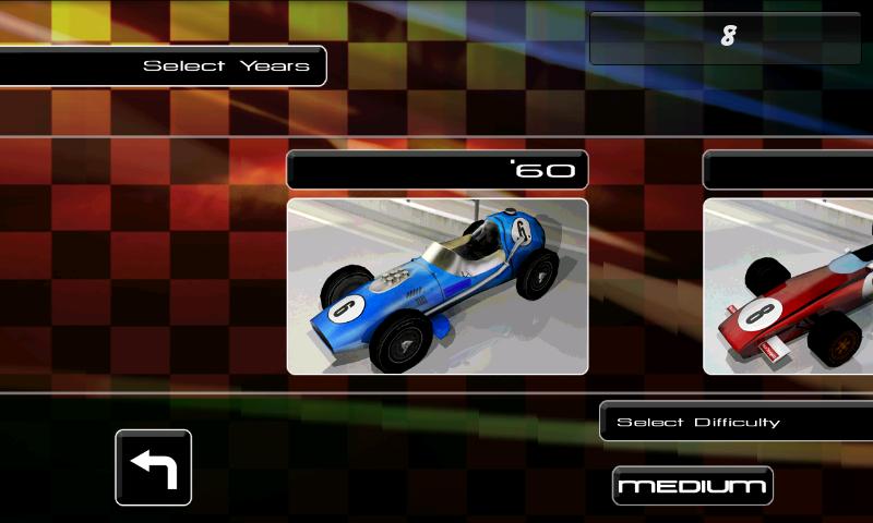 レーシング レジェンズ androidアプリスクリーンショット3