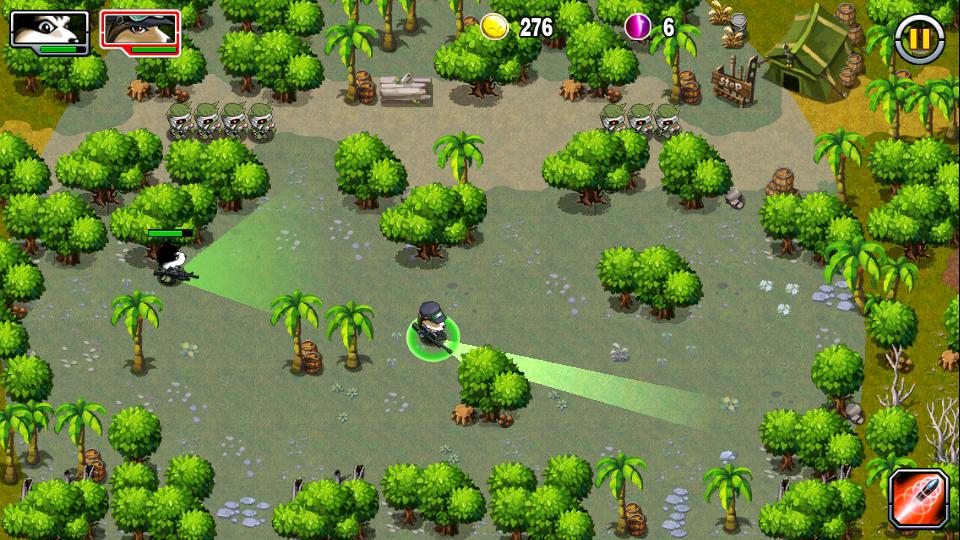ミッション・オブ・クライシス androidアプリスクリーンショット1