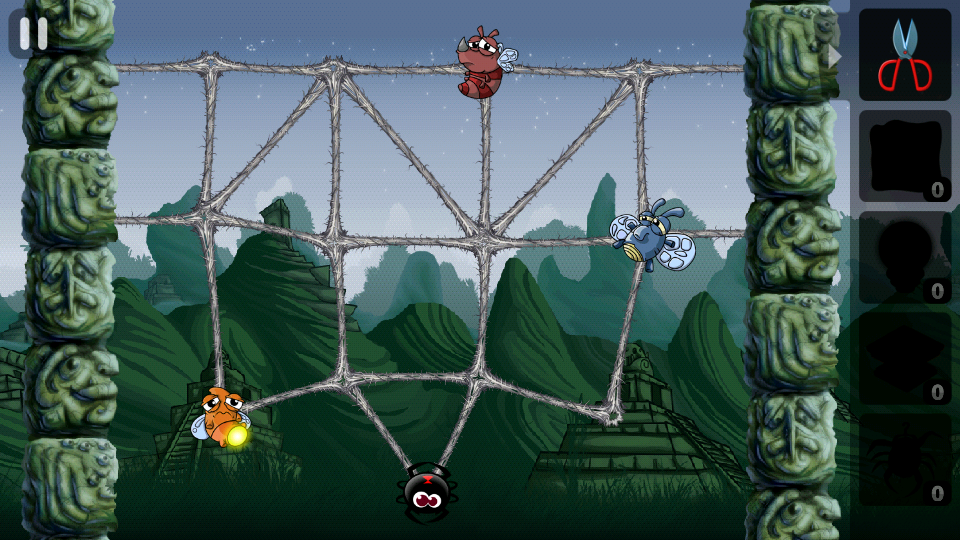 グリーディースパイダース 2 androidアプリスクリーンショット1