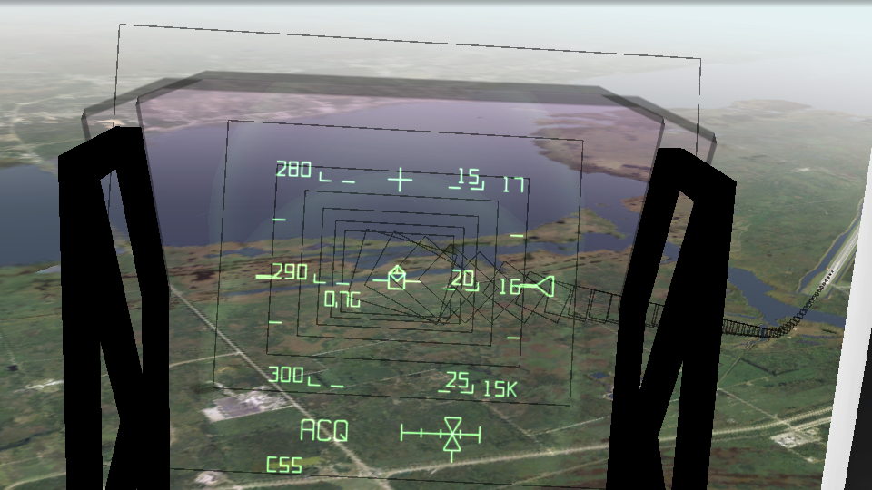 F-Sim スペースシャトル androidアプリスクリーンショット1