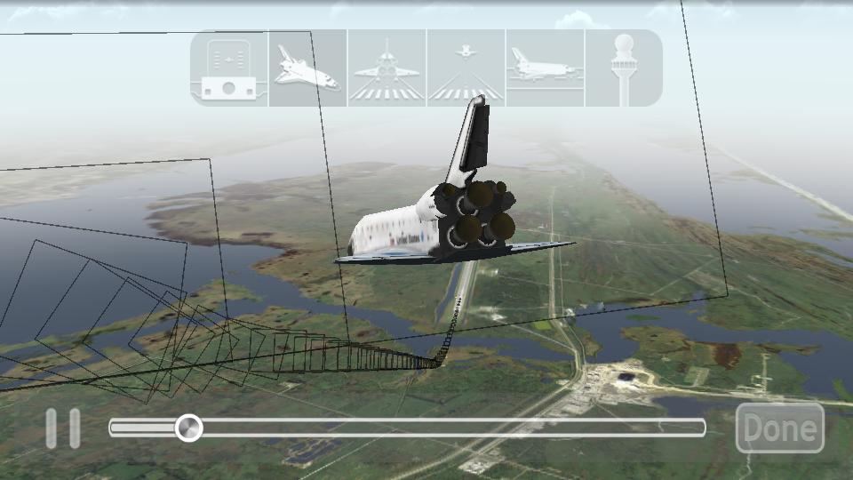 F-Sim スペースシャトル androidアプリスクリーンショット2