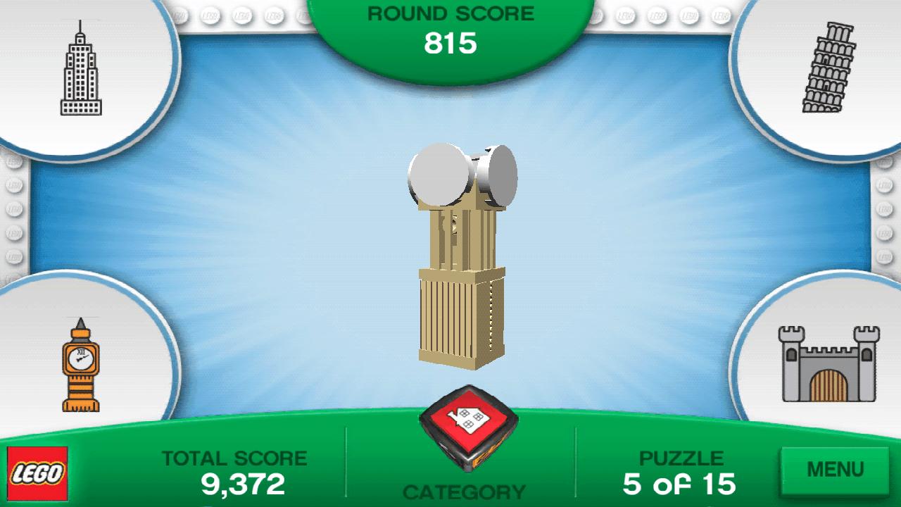レゴ クレイショナリー androidアプリスクリーンショット1