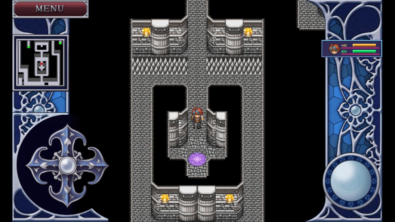 androidアプリ RPG アルファディア2 - KEMCO攻略スクリーンショット6