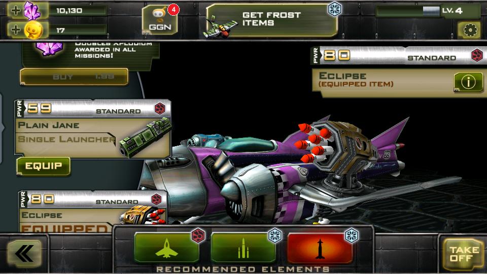 androidアプリ ボムシェルズ:ヘルズベルズ攻略スクリーンショット2