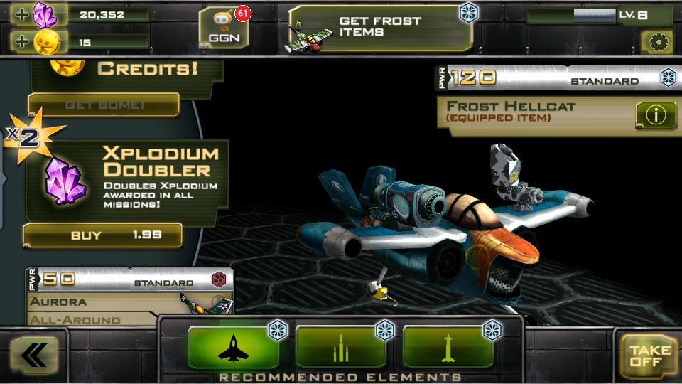 ボムシェルズ:ヘルズベルズ androidアプリスクリーンショット3