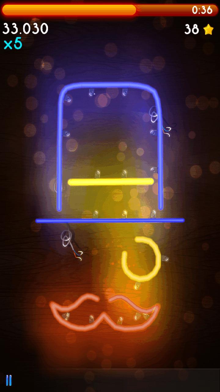 ネオン ブリッツ androidアプリスクリーンショット1