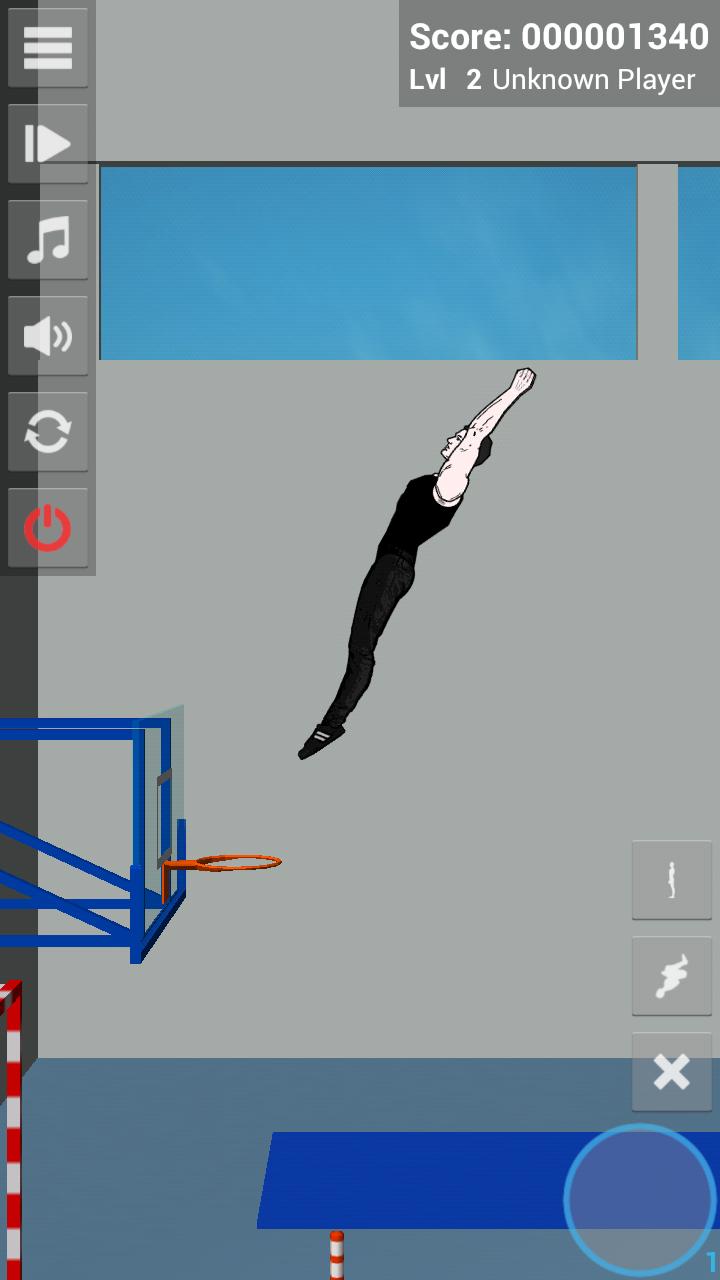 androidアプリ バックフリップマッドネス デモ攻略スクリーンショット6