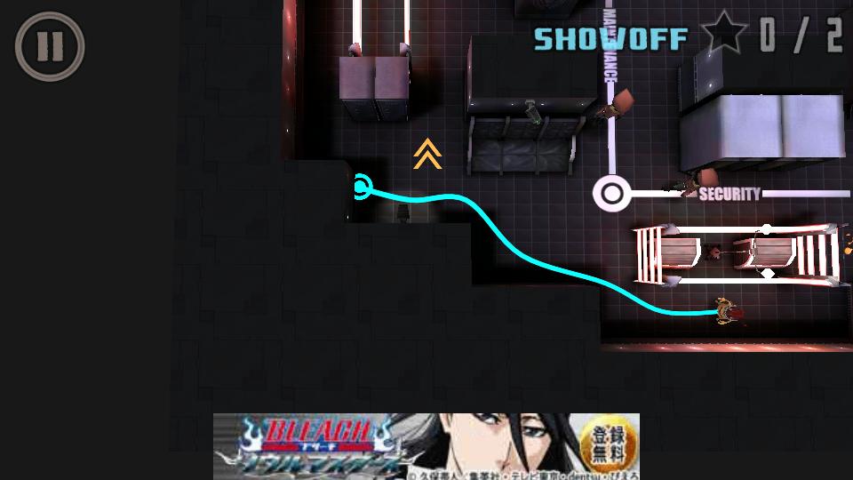 androidアプリ クリッターエスケープ!攻略スクリーンショット5