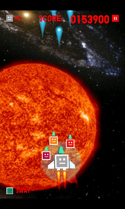 androidアプリ ビックロベーダー攻略スクリーンショット3