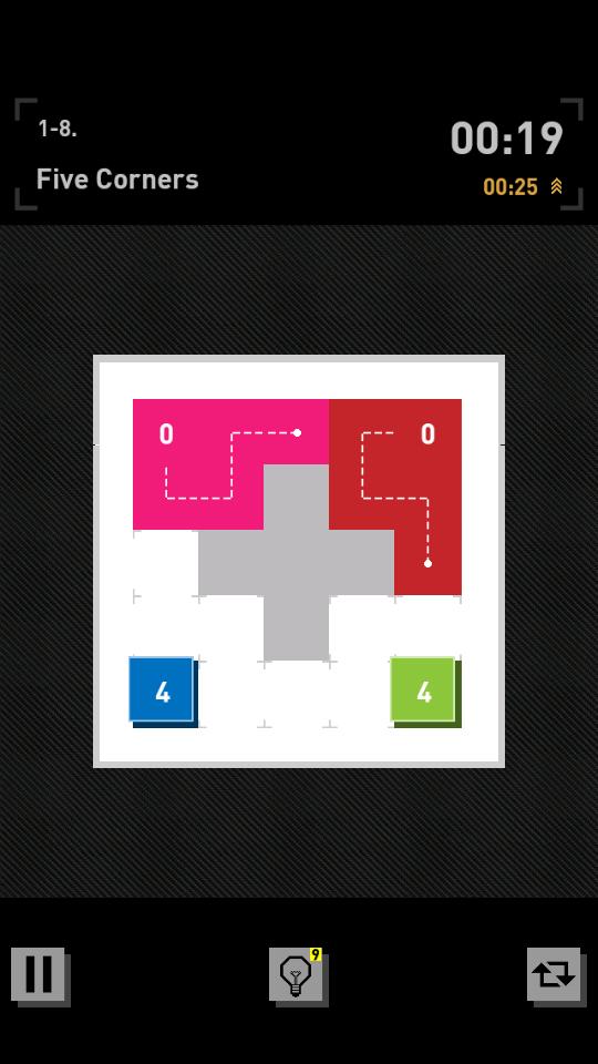 androidアプリ ヒューブリックス攻略スクリーンショット2