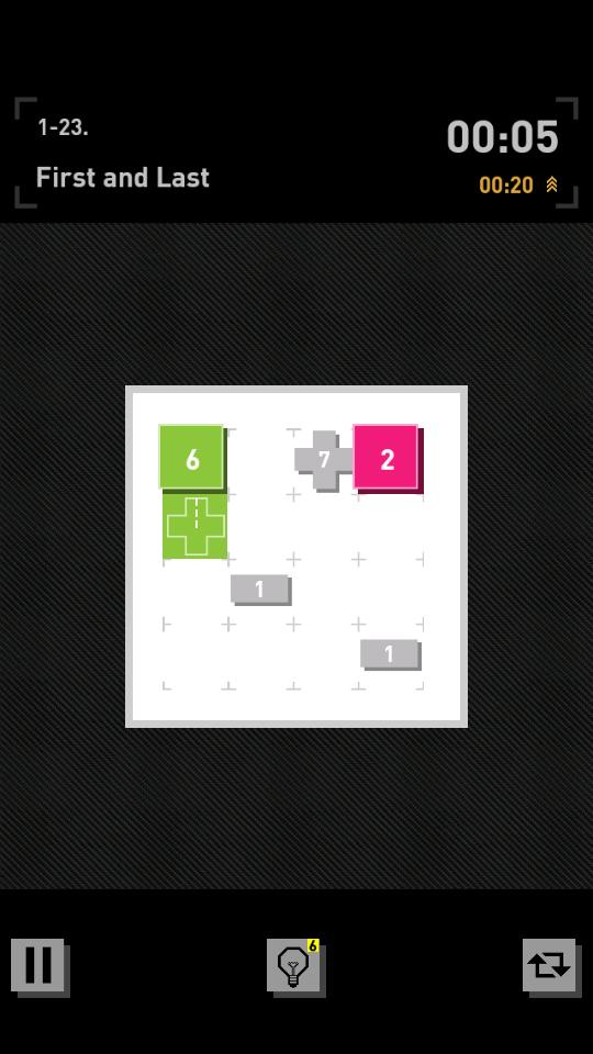 androidアプリ ヒューブリックス攻略スクリーンショット4