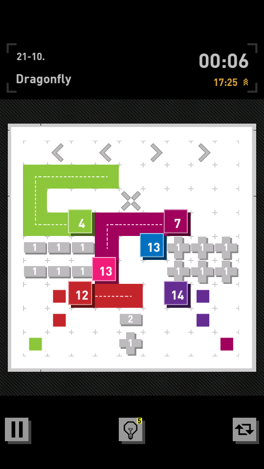 androidアプリ ヒューブリックス攻略スクリーンショット5