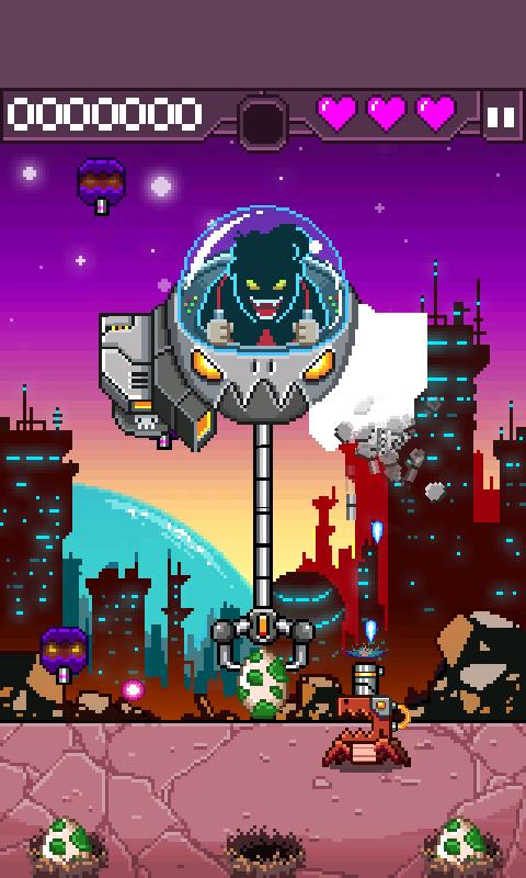 androidアプリ ヴェロッシスパイダー攻略スクリーンショット5