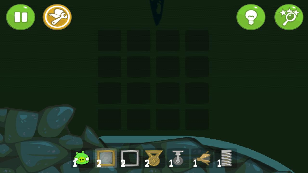 androidアプリ バッド ピギーズ HD攻略スクリーンショット1