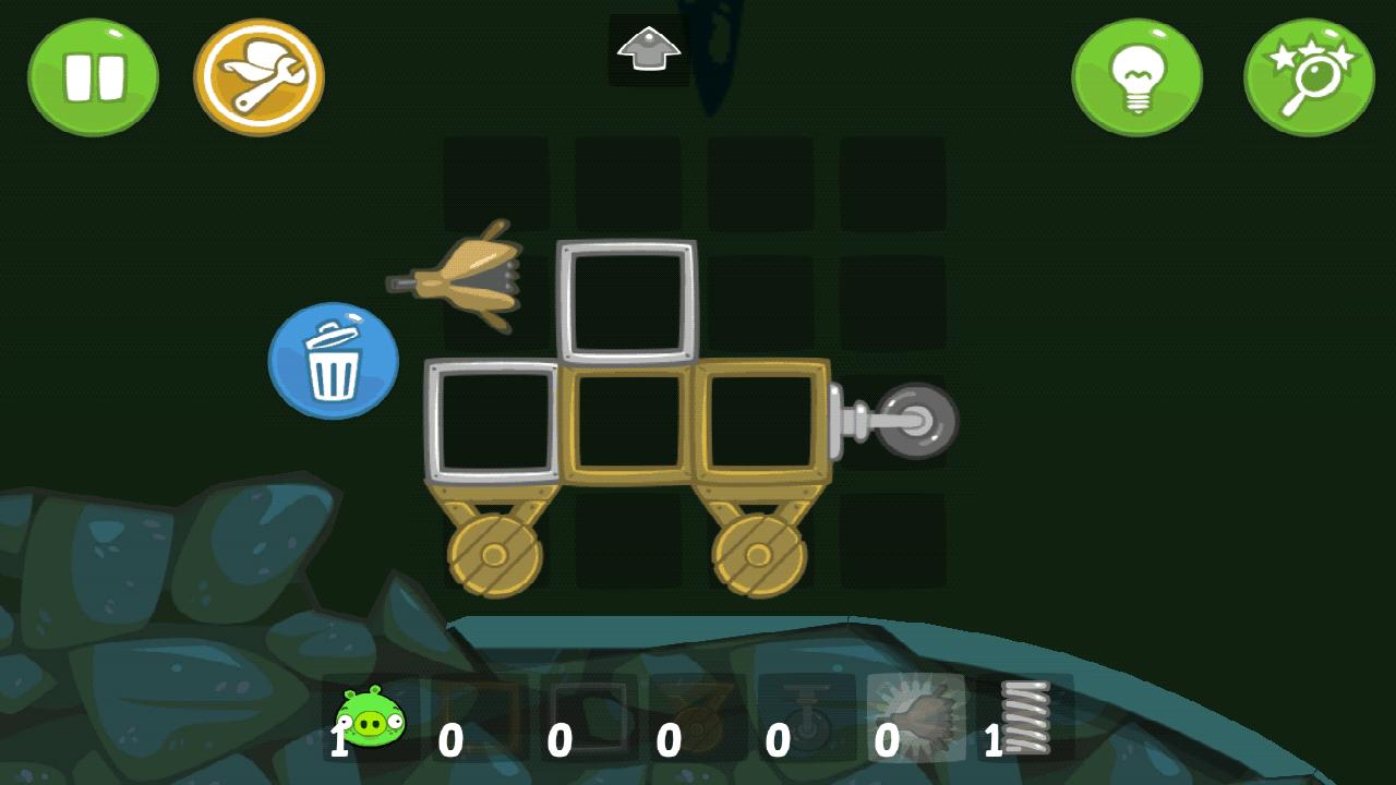 androidアプリ バッド ピギーズ HD攻略スクリーンショット2