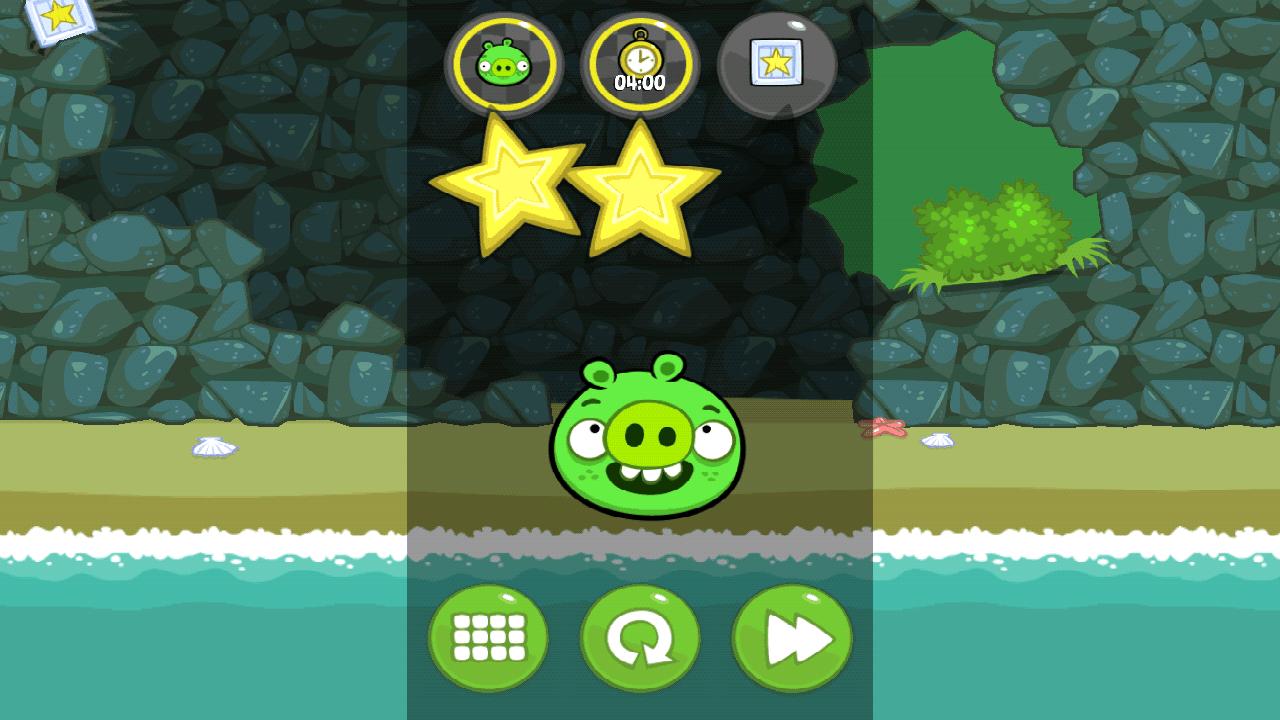 androidアプリ バッド ピギーズ HD攻略スクリーンショット5
