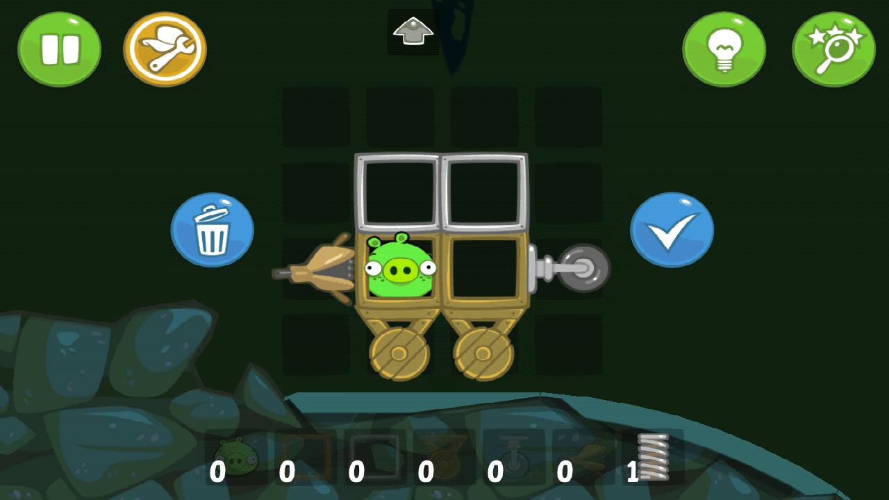 バッド ピギーズ HD androidアプリスクリーンショット2