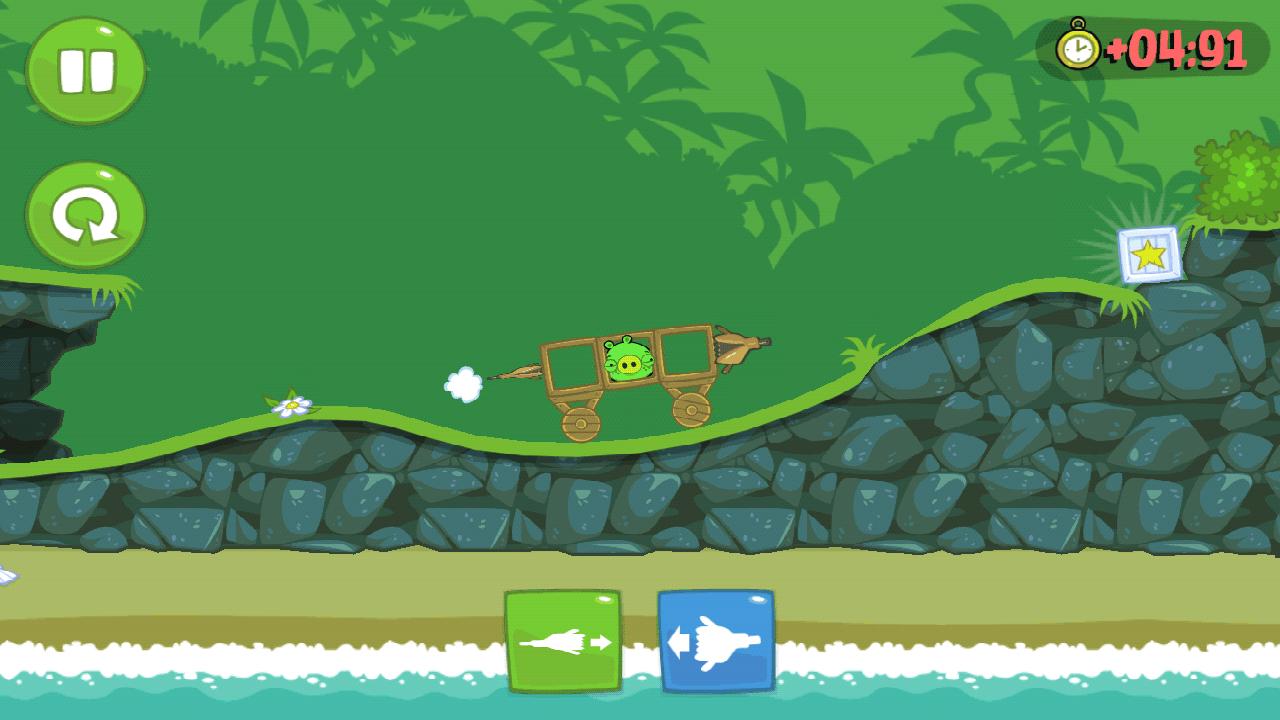 バッド ピギーズ HD androidアプリスクリーンショット3