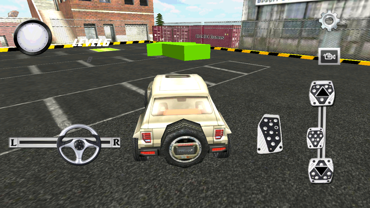 androidアプリ 駐車場の専門家 3D攻略スクリーンショット1