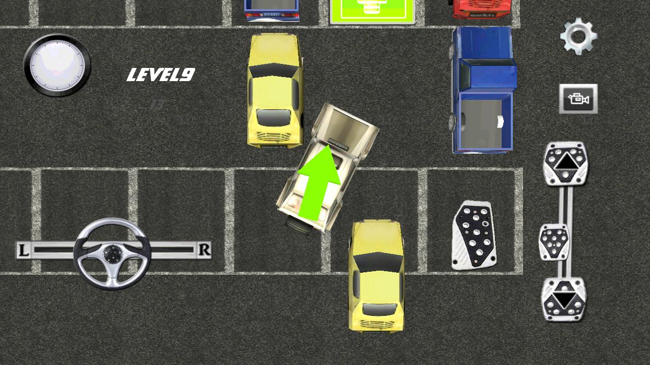 androidアプリ 駐車場の専門家 3D攻略スクリーンショット2