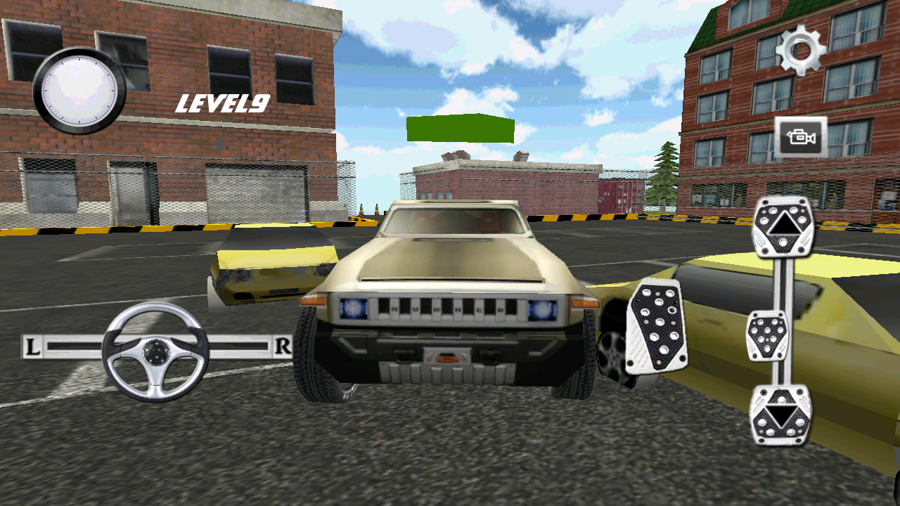 androidアプリ 駐車場の専門家 3D攻略スクリーンショット3