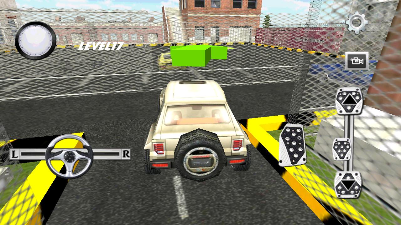 androidアプリ 駐車場の専門家 3D攻略スクリーンショット4