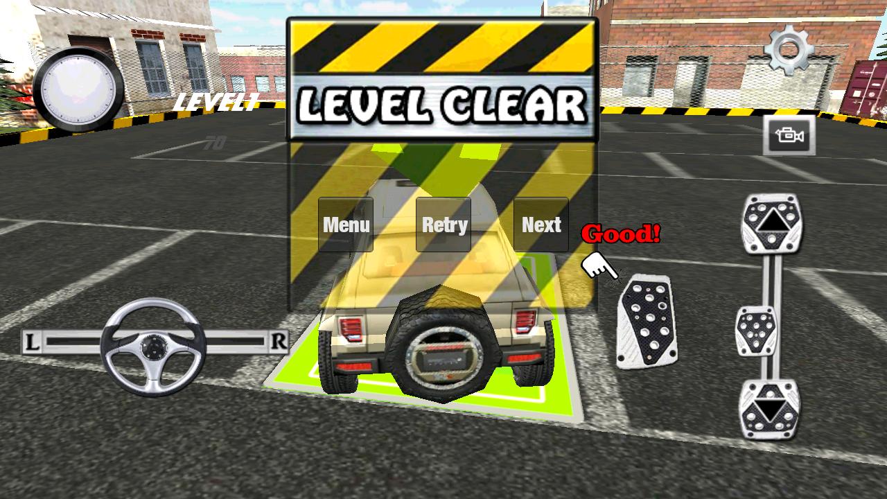 androidアプリ 駐車場の専門家 3D攻略スクリーンショット5