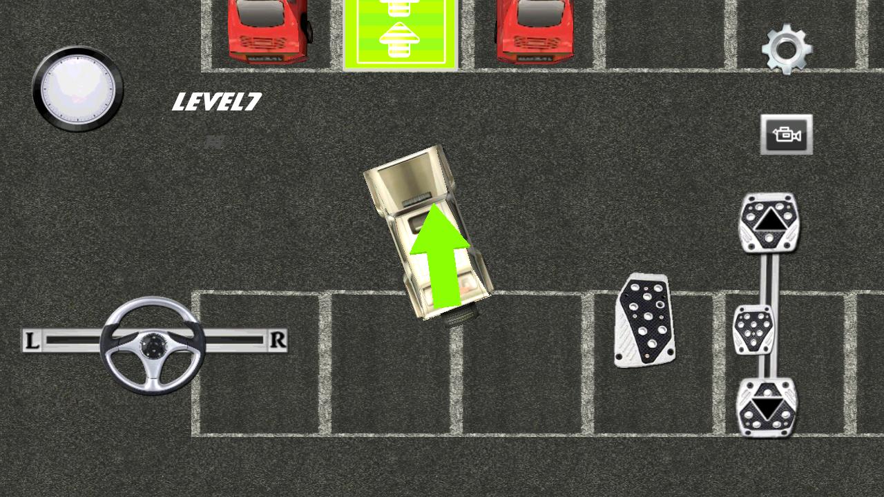 駐車場の専門家 3D androidアプリスクリーンショット1