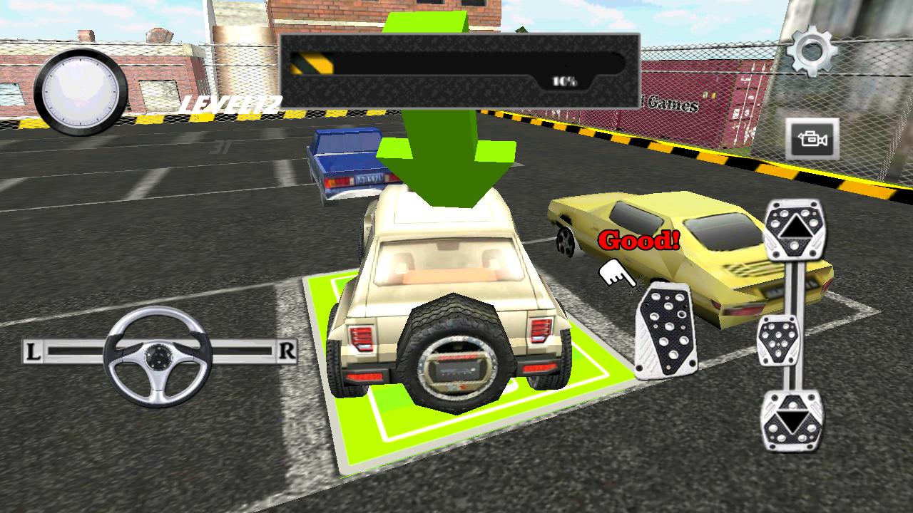 駐車場の専門家 3D androidアプリスクリーンショット2