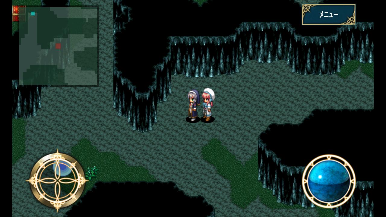 androidアプリ RPG 白銀ノルニール - KEMCO -攻略スクリーンショット1