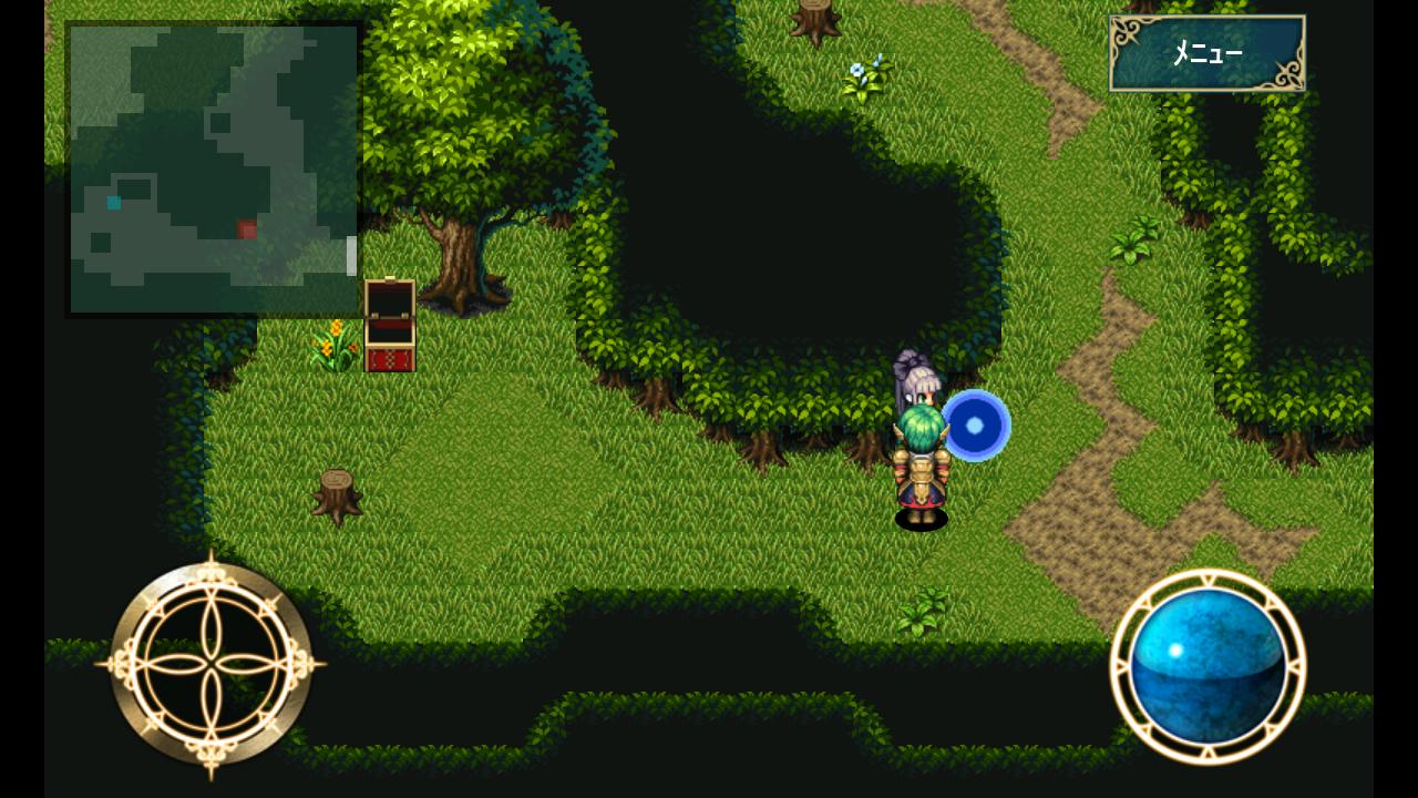 androidアプリ RPG 白銀ノルニール - KEMCO -攻略スクリーンショット4