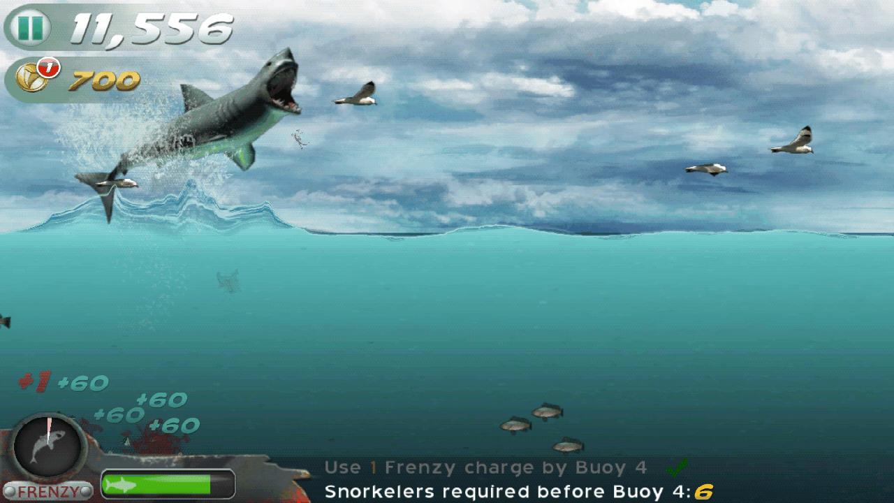 ジョーズ リベンジ androidアプリスクリーンショット2