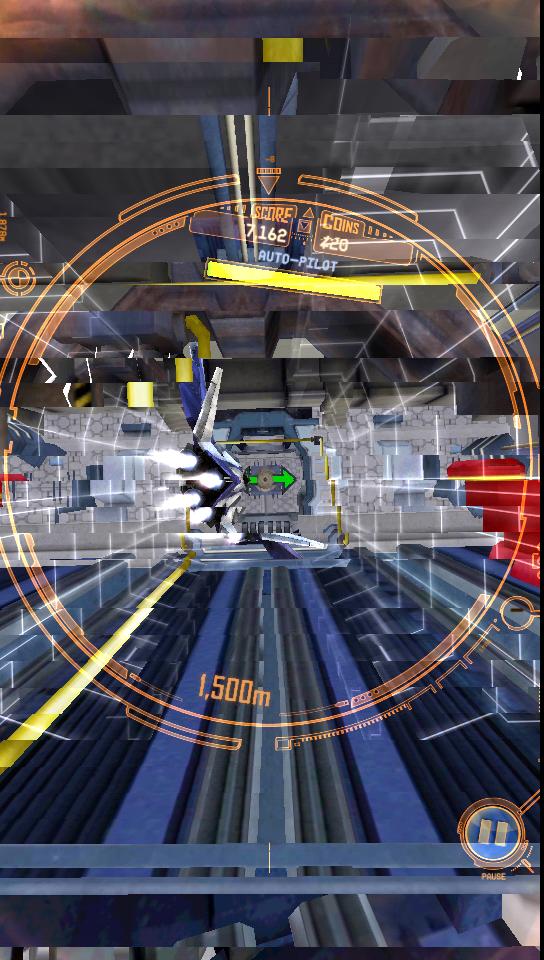 ザクソン エスケープ androidアプリスクリーンショット1