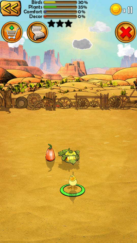 マジックウィングダム androidアプリスクリーンショット2