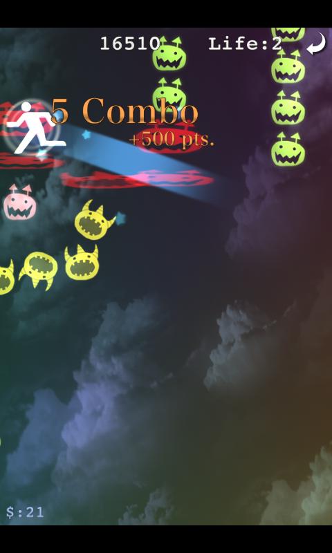 androidアプリ Mr.WARP攻略スクリーンショット3