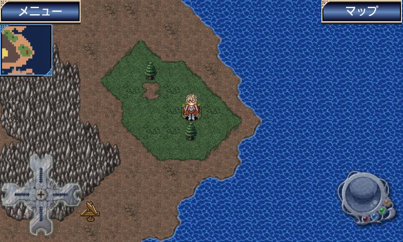 androidアプリ RPG 無限のデュナミス - KEMCO攻略スクリーンショット1