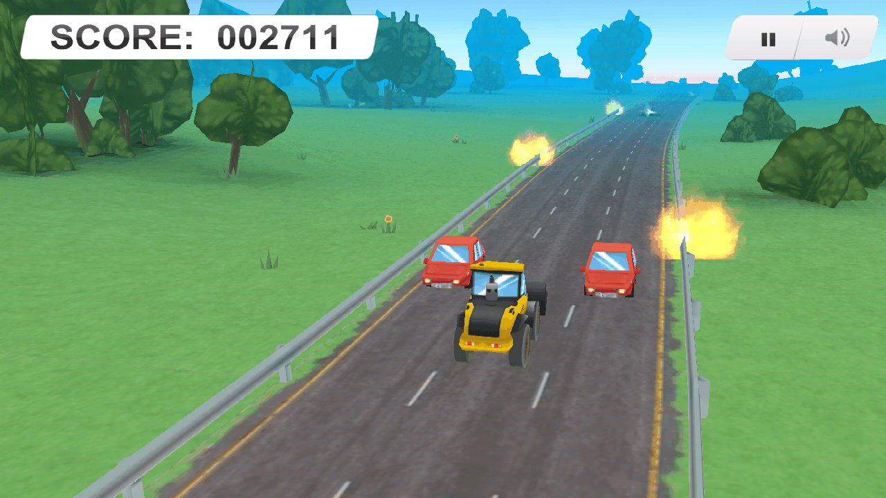 トランスポーターズ androidアプリスクリーンショット1