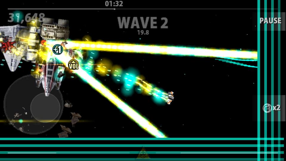 ビートハザード・ウルトラ androidアプリスクリーンショット1