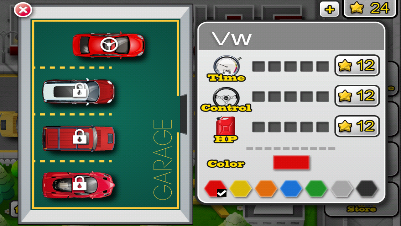 駐車の達人2 androidアプリスクリーンショット3