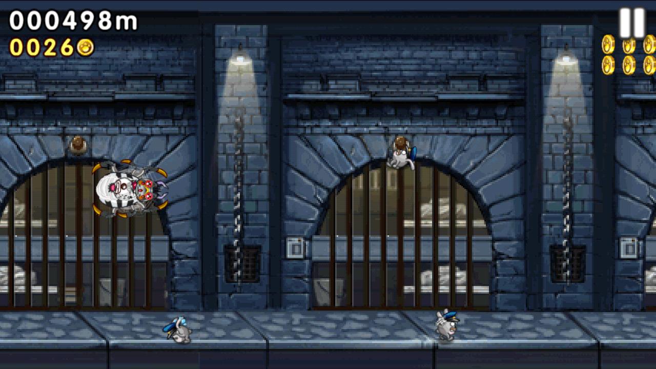 監獄脱出ヒーロー androidアプリスクリーンショット1