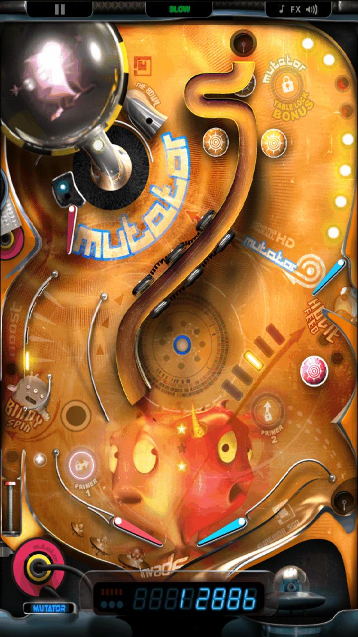 androidアプリ モンスターピンボール HD攻略スクリーンショット2