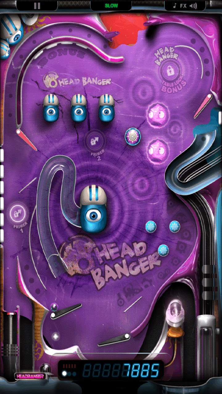 androidアプリ モンスターピンボール HD攻略スクリーンショット3
