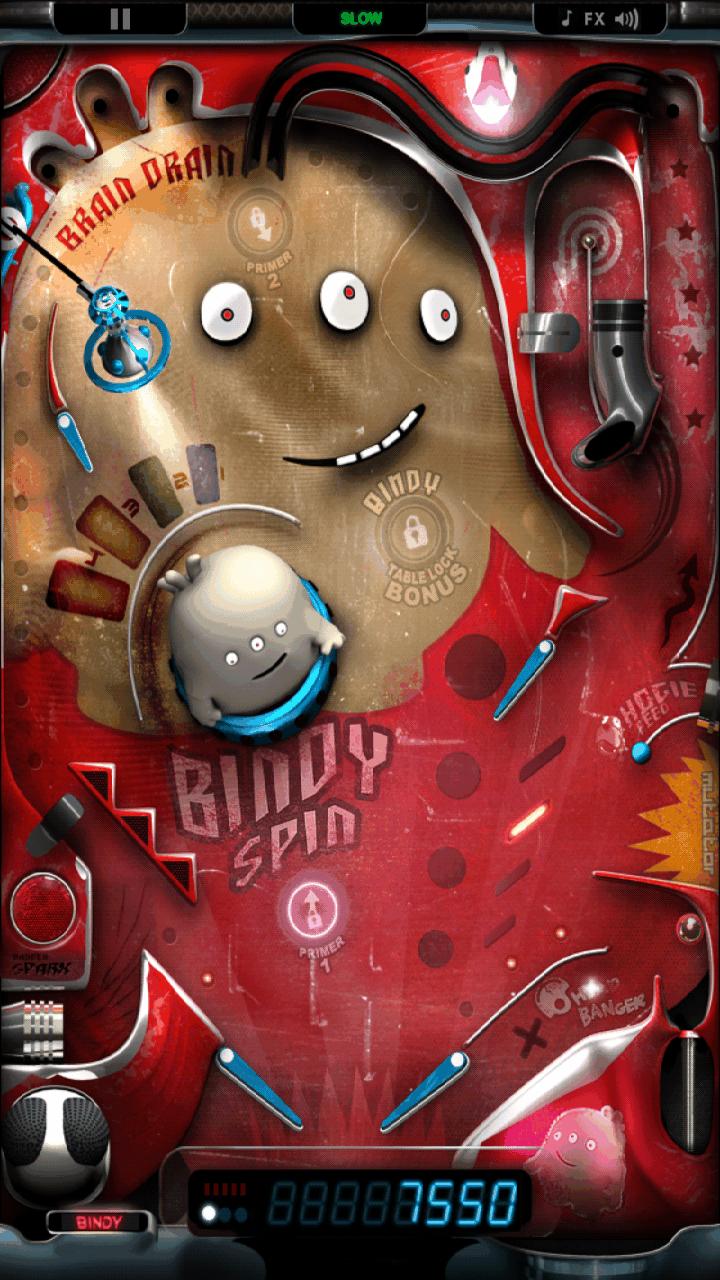 androidアプリ モンスターピンボール HD攻略スクリーンショット4