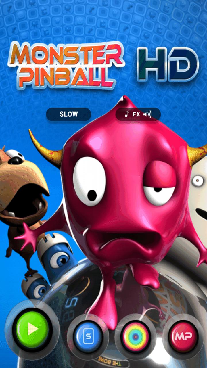 androidアプリ モンスターピンボール HD攻略スクリーンショット5