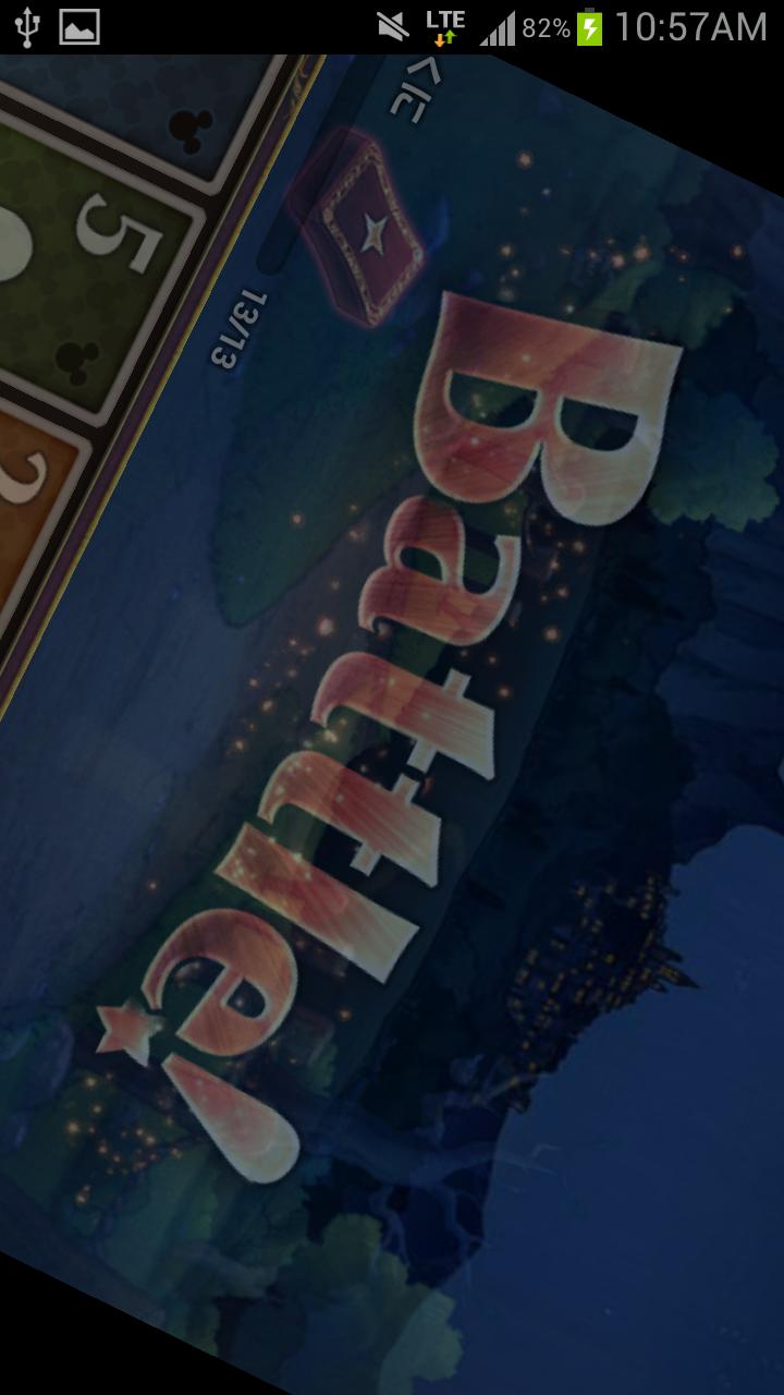 androidアプリ ディズニー マジシャン・クロニクル攻略スクリーンショット3
