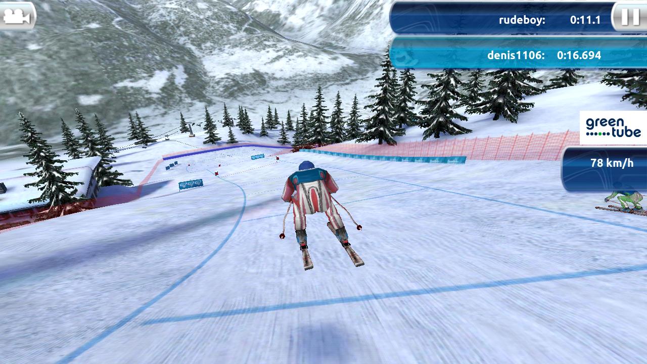 スキーチャレンジ 13 フリー androidアプリスクリーンショット1
