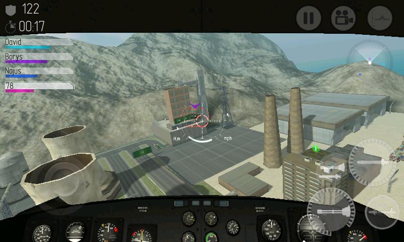 カオストーナメント androidアプリスクリーンショット3