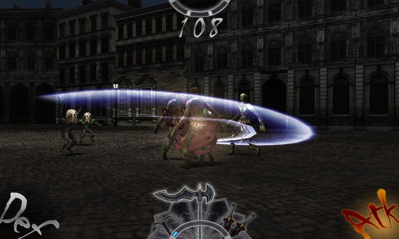 androidアプリ SCARESOUL攻略スクリーンショット3
