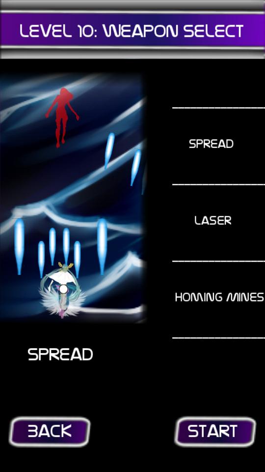 弾幕:Sector 11 フリー androidアプリスクリーンショット2
