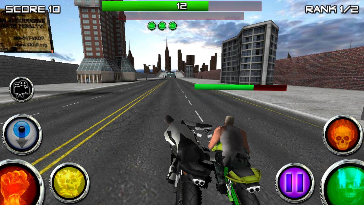 レース スタント ファイト 2! androidアプリスクリーンショット1